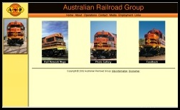 Australian Railroad Group