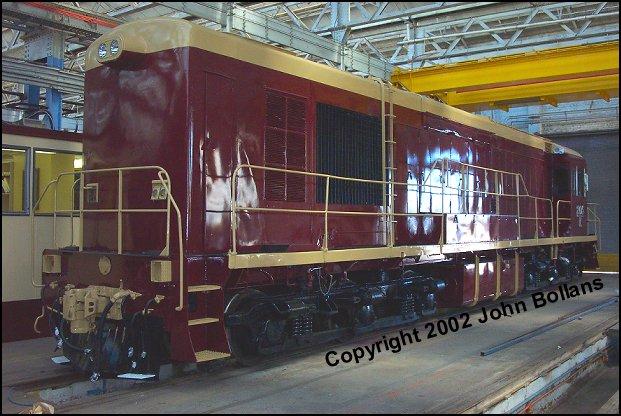 K205 at Midland 18/09/02