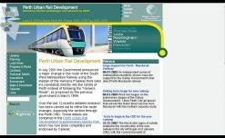Perth Urban Rail Development (P.U.R.D.)