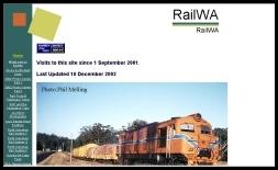RailWA Site